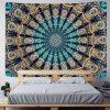 Mandala-Muster Wandbehang
